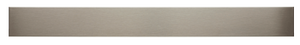 Magnetlist 75x8cm rostfritt stål