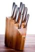 Chroma knivblock för 8st knivar