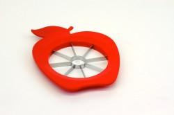Äppelskärare röd, grön